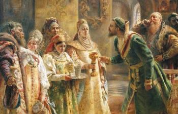 Запрещения на какие забавы существовали на Руси со Средневековья до Петровских времён