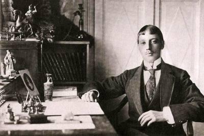 26 августа 1921 года был расстрелян Николай Гумилев