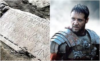 Рассел Кроу и гробница прообраза Максимуса из «Гладиатора»: почему древний некрополь чуть не сровняли с землей
