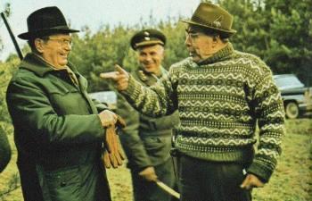 Отчего Брежнев возвращался с охоты с расшибленным лицом: Элитные звероловы Страны Советов