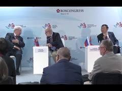 На полях ВЭФ прошла российско-монгольская историческая конференция