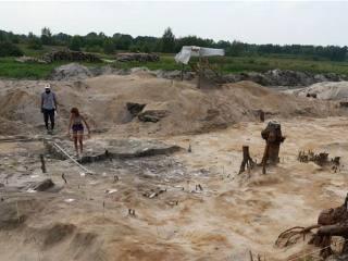 Российские археологи заметили в Нижегородской области артефакты каменного века