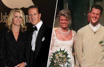 Влюбленность, какая вот уже 8 лет заставляет жить: Великий гонщик Михаэль Шумахер и его верная Коринна