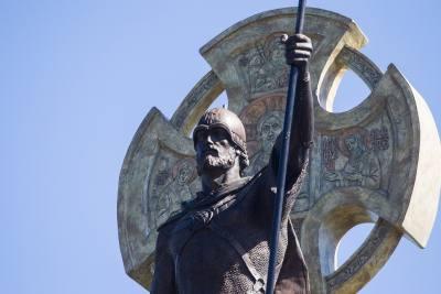 Мемориал Александру Невскому на Чудском озере отворят 11 сентября