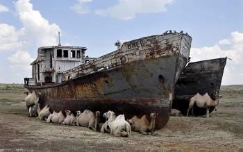 Как в СССР загубили Аральское море и зачем желали поворотить вспять сибирские реки
