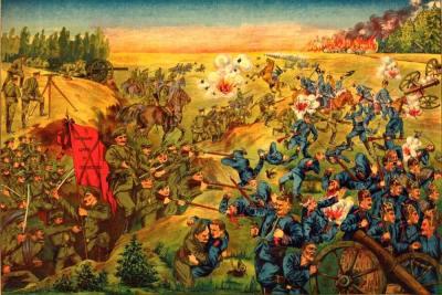 В русских армиях, одержавших первую победу в Первой всемирный войне, каждый пятый был белорусом