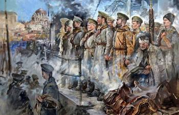 Как белогвардейцы уходили из Новороссийска: самопожертвование или «липовый» план Деникина