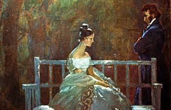 Каким был «гений незапятнанной красоты» Пушкина, из-за чего поэт разочаровался в Анне Керн и даже говорил о ней гадости