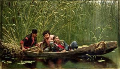 История банды, орудовавшей на Каме в первой половине XIX столетия