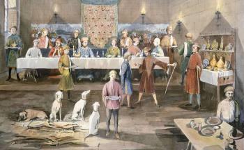 Отчего родовитые люди в Средневековье не мыли руки перед едой и другие малоизвестные факты о гигиене «темного времени»