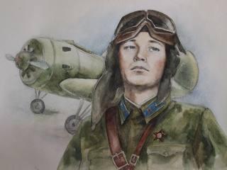Как немецкий ас восхитился русским пилотом в небосводе над Сталинградом