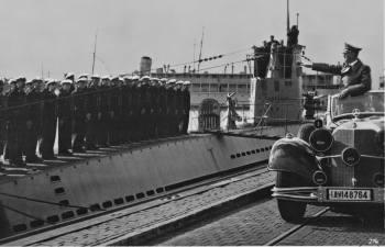 «Золотая» секрет затонувшей нацистской субмарины, или Куда накануне капитуляции вытекала подлодка Гитлера