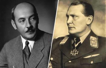 Как брат одного из основных нацистских правонарушителей спасал людей во время войны: Альберт Геринг
