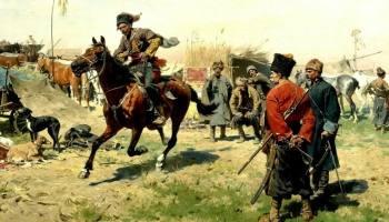 Как украинский гетман Дорошенко трём господам служил