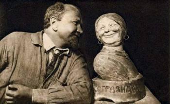 Позабытый скульптор-самоучка и педагог, благодаря какому в СССР появились пионеры: Иннокентий Жуков