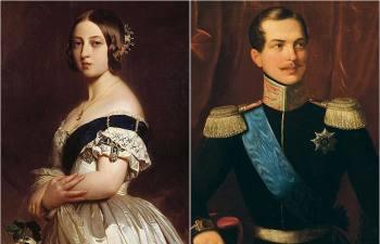 Как английская королева Виктория влюбилась в русского цесаревича Александра, и отчего у них ничего не получилось