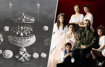Куда исчезли драгоценности, вывезенные царской семьёй на Урал