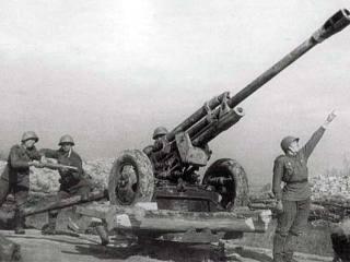 Легендарные пушки Великой Отечественной брани