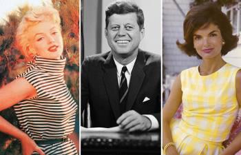 Отчего супруга президента США Джона Кеннеди боялась Мэрилин Монро