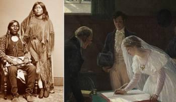 Зачем одной даме было несколько супругов и другие странные брачные традиции